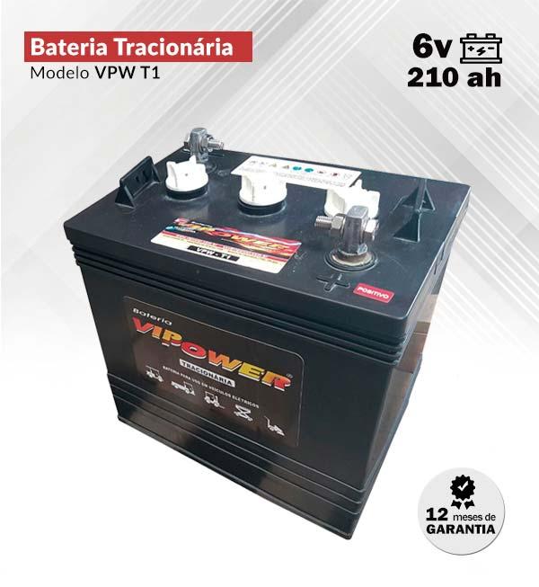 Baterias Vipower VPW T1